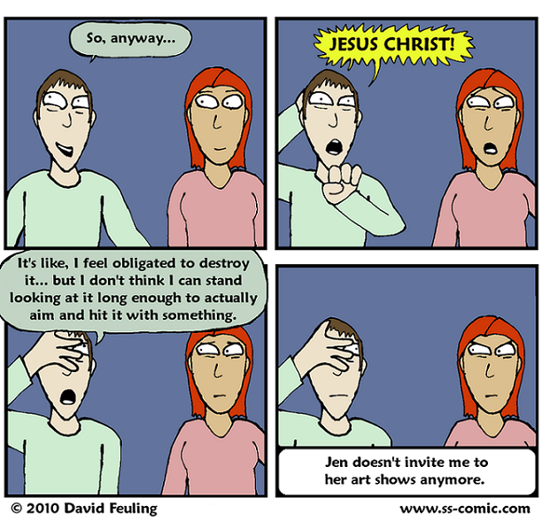 Candid Criticism